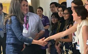 Kate Middleton rend une visite surprise aux blessés de l'attentat de Londres