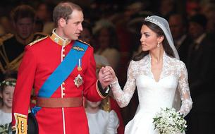 Huit détails que vous ignoriez encore sur la robe de mariée de Kate Middleton