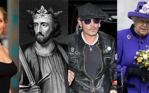 Ces stars qui ont un lien de parenté avec une famille royale