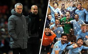 Musique, bagarre, bouteille de lait : que s'est-il passé entre Mourinho et les joueurs de City après le derby ?