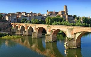Les cinq sites Unesco de France