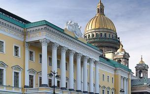 Saint-Pétersbourg retrouve ses étoiles