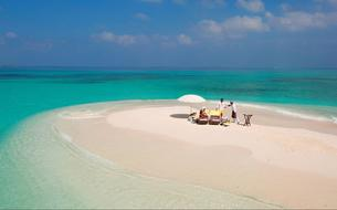 Maldives, au paradis du luxe
