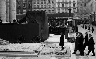 Le discours d'André Malraux au Panthéon