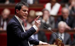 En 2014, le discours de politique générale de Manuel Valls