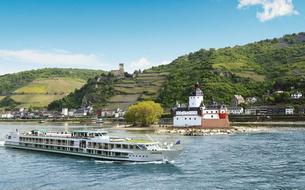 Croisière sur le Rhin, source de bien-être