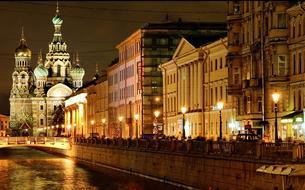 Saint-Pétersbourg : un voyage en Russie impériale