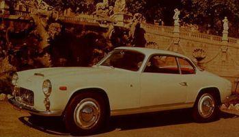 La Flaminia Sport carrossée par Zagato: un chef d'œuvre d'élégance.