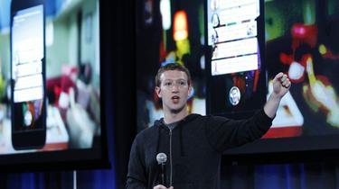 Avec «Home», Facebook lance son offensive sur mobile