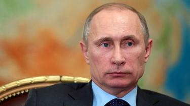 Vladimir Poutine proposé pour le prix Nobel de la paix
