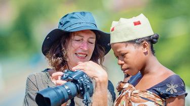 Le boom des voyages avec un photographe professionnel