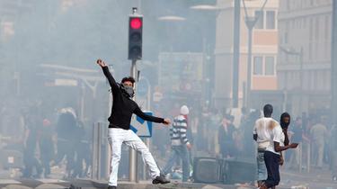 À Sarcelles: «Tu leur montres une carte, ils ne savent même pas où est la Palestine!»