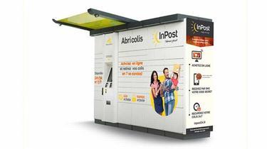 Le distributeur automatique de colis débarque en France