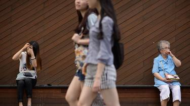 En Corée du Sud, la mode des fausses funérailles