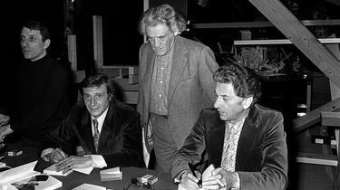 Georges Walter, l'écrivain et ami de Joseph Kessel, est mort