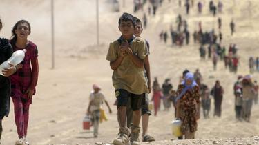 En Irak, l'État islamique enrôle, torture et tue des enfants