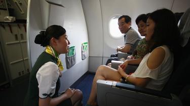 Les passagers chinois ingérables, nouvelles bêtes noires des compagnies aériennes