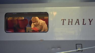 EN DIRECT - Attaque d'un Thalys : le suspect a été formellement identifié