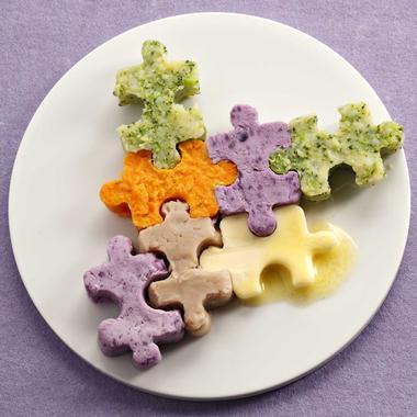 Puzzle de purées