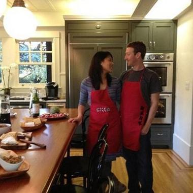 Mark Zuckerberg : Son pouse Priscilla enceinte, aprs