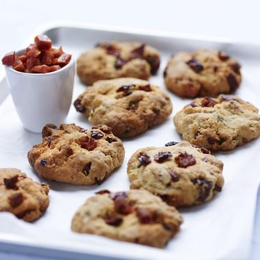 Cookies au chorizo doux