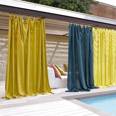 rideaux : 20 nouveautés pour habiller ses fenêtres avec