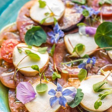 Salade Japrese de Benjamin Orpwood