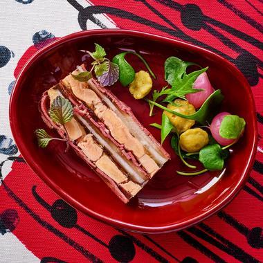 Pressé de foie gras par Joy-Astrid Poinsot