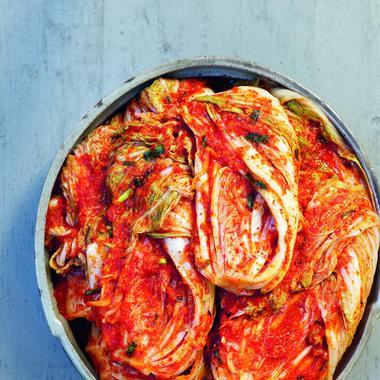 Paechu kimchi au chou chinois