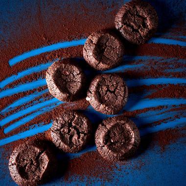 Sablés infiniment chocolat