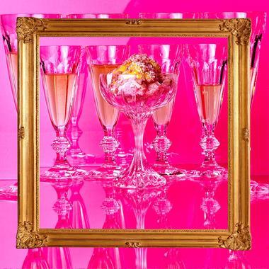 Crémeux mangue champagne