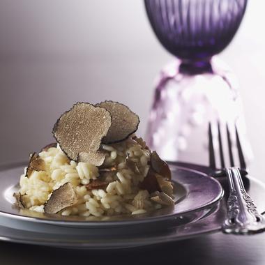 Risotto cèpes et truffe