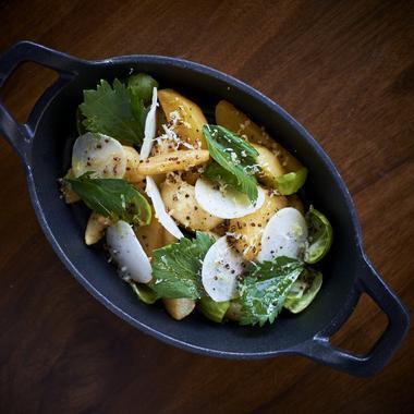 Cocotte de légumes d'hiver