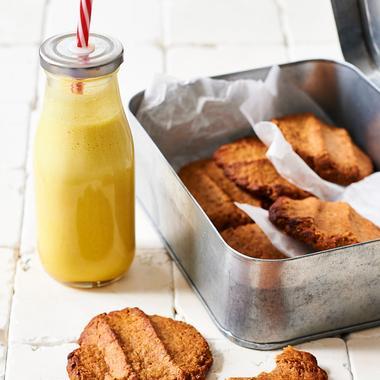 Cookies aux graines de chia