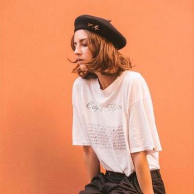 Différentes manières de porter le béret repérées sur Instagram - Version révolutionnaire