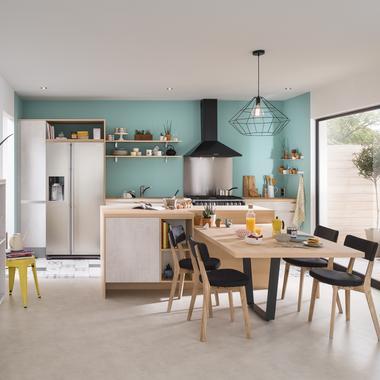 Les 7 commandements pour embellir une cuisine ouverte - Madame Figaro