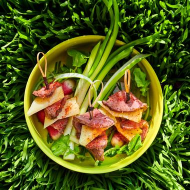 Salade du promeneur par Laurent Dubois