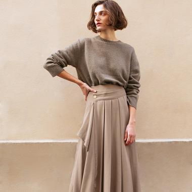 Other Stories   Photo presse Quelle jupe porter quand on n aime que les  pantalons   - Frankie Shop b3456377a04c