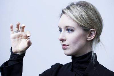 "Elizabeth Holmes, 31 ans, la plus jeune ""self-made"" milliardaire"