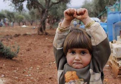 L'histoire de la photo de la petite Syrienne qui a ému le Web révélée