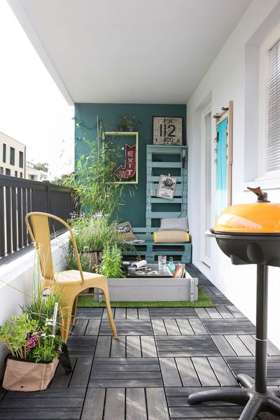 Comment donner du style à vos balcons et terrasses