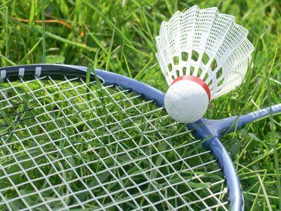 Semez un mélange spécial «sports» là où vous comptez faire des parties endiablées de badminton. Crédits photo: www.markus-lehr.de/Fotolia.