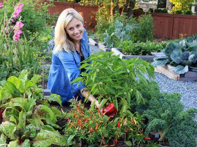 Produire ses propres légumes répond aussi à une quête de qualité.