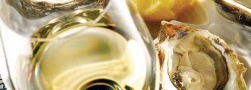 Vins blancs et fruits de mer : 3 appellations qui changent