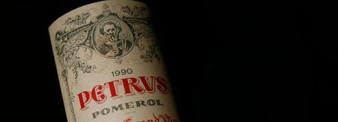 Vente aux enchères de Grands Vins de Bordeaux
