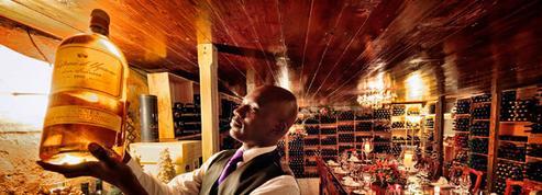 Aux Bahamas, La plus incroyable des caves à vins