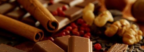 Chocolat, autres desserts et vins : Dossier spécial accords mets / vins pour les fêtes