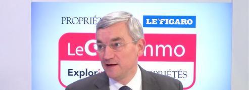 Club Immo Bruno Deletré, directeur général du Crédit Foncier