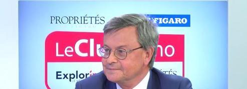 Club Immo Pierre-Luc Vogel, président du Conseil supérieur du Notariat
