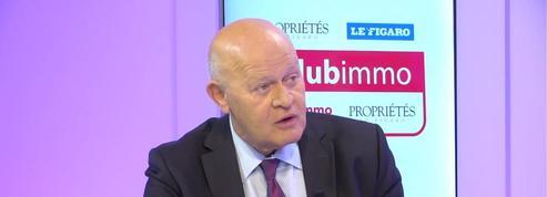 Club Immo Alain Cacheux, président de la Fédération nationale des Offices Publics de l'Habitat